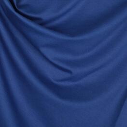Tissu jersey lourd uni - Bleu roi