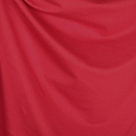 Tissu jersey lourd uni - Rouge