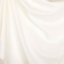 Tissu jersey lourd uni - Blanc cassé
