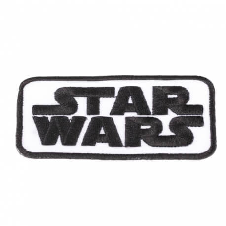Ecusson Star Wars logo
