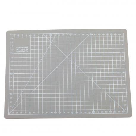 Tapis de découpe gris - 30 x 22 cm