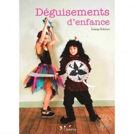 Livre couture - Déguisements d'enfance