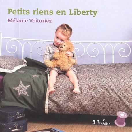 Livre couture - Petits riens en Liberty