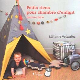 Livre couture - Petits riens pour chambre d'enfant