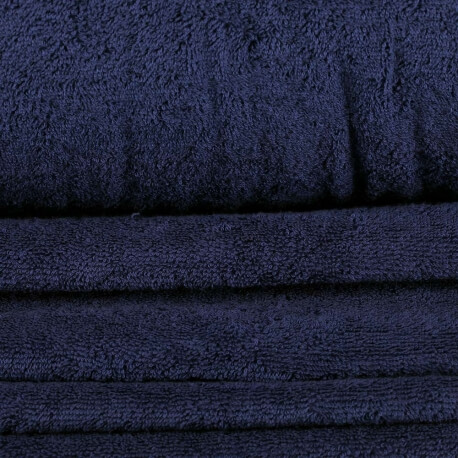 Tissu éponge bleu insigna