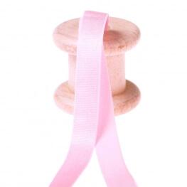 Elastique lingerie pour bretelles au mètre - Rose bonbon