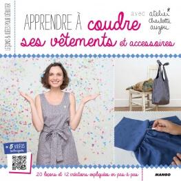 Livre couture - Apprendre à coudre ses vêtements et accessoires