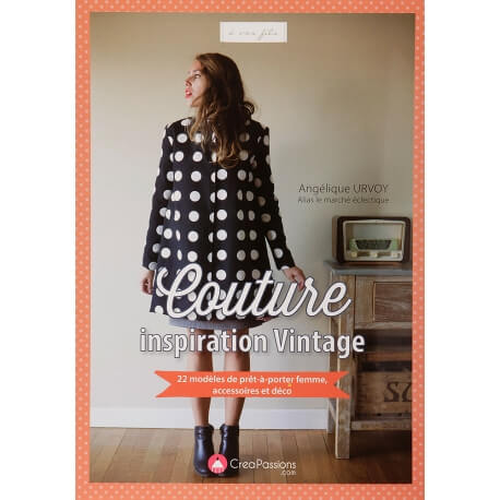 Livre couture - Couture inspiration vintage
