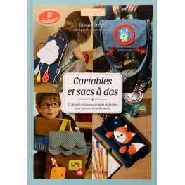 Livre couture - Cartables et sacs à dos