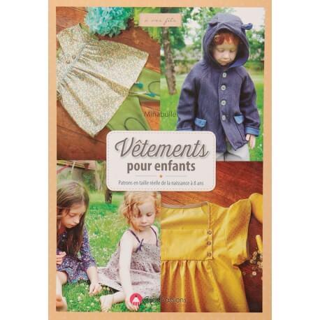 Livre couture - Vêtements pour enfants