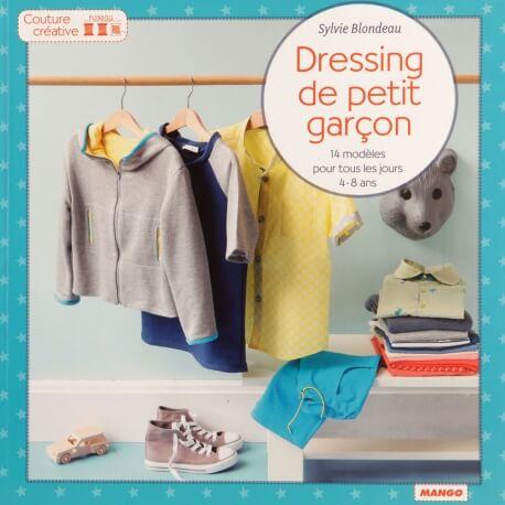 Livre couture - Dressing de petit garçon