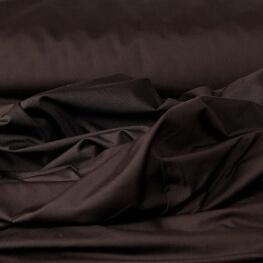 Tissu lycra uni - Noir