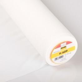 H 609 Entoilage blanc thermocollant pour tissu à mailles - Vlieseline®