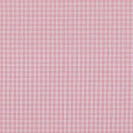 Tissu petit vichy rose & blanc