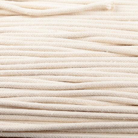 Ganse passepoil coton au mètre - 4 mm
