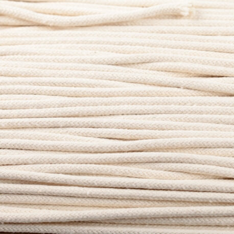 Ganse passepoil coton au mètre - 5 mm
