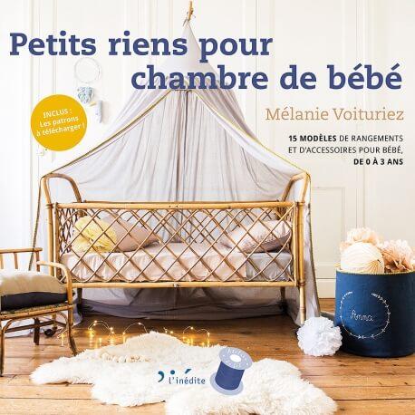 Livre couture - Petits riens pour chambre de bébé