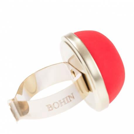 Bracelet pelote-épingles Bohin - Rouge