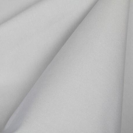 Toile transat tissu d'extérieur - Largeur 140cm - Gris clair