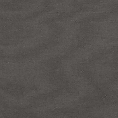 Toile tissu d 39 ext rieur pour transat taupe largeur 160cm for Tissu deperlant exterieur