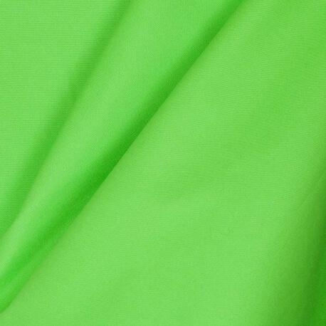Toile transat tissu d'extérieur - Largeur 140cm - Vert grany
