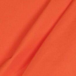 Toile transat tissu d'extérieur - Largeur 140cm - Orange