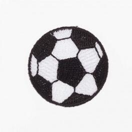 Ecusson ballon de football - 3cm