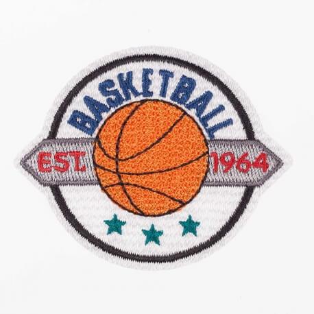 Ecusson basket club
