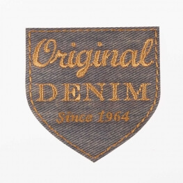 Ecusson original denim