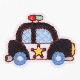 Ecusson voiture police