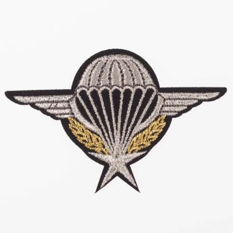Ecusson air force parachutiste