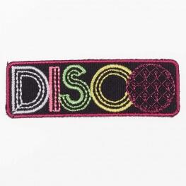 Ecusson disco