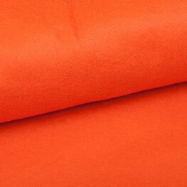 Feutrine à la coupe - Orange