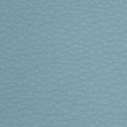 Coupon simili cuir uni bleu ciel - 60 x 140 cm