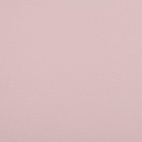 Coupon simili cuir uni rose clair - 60 x 140 cm