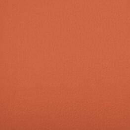 Coupon simili cuir uni orange - 60 x 140 cm