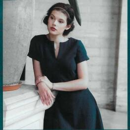 Patron robe femme - Harriet de la Maison Victor