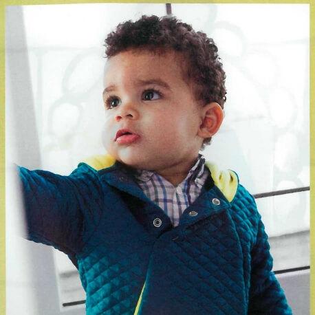 Patron chemise garçon - Lewis de la Maison Victor