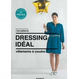 Livre couture - Dressing idéal - I am patterns