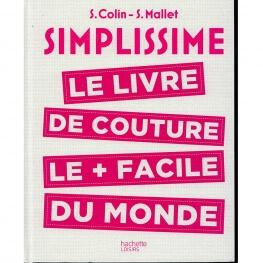 Livre couture - Simplissime, Le livre de couture le + facile du monde