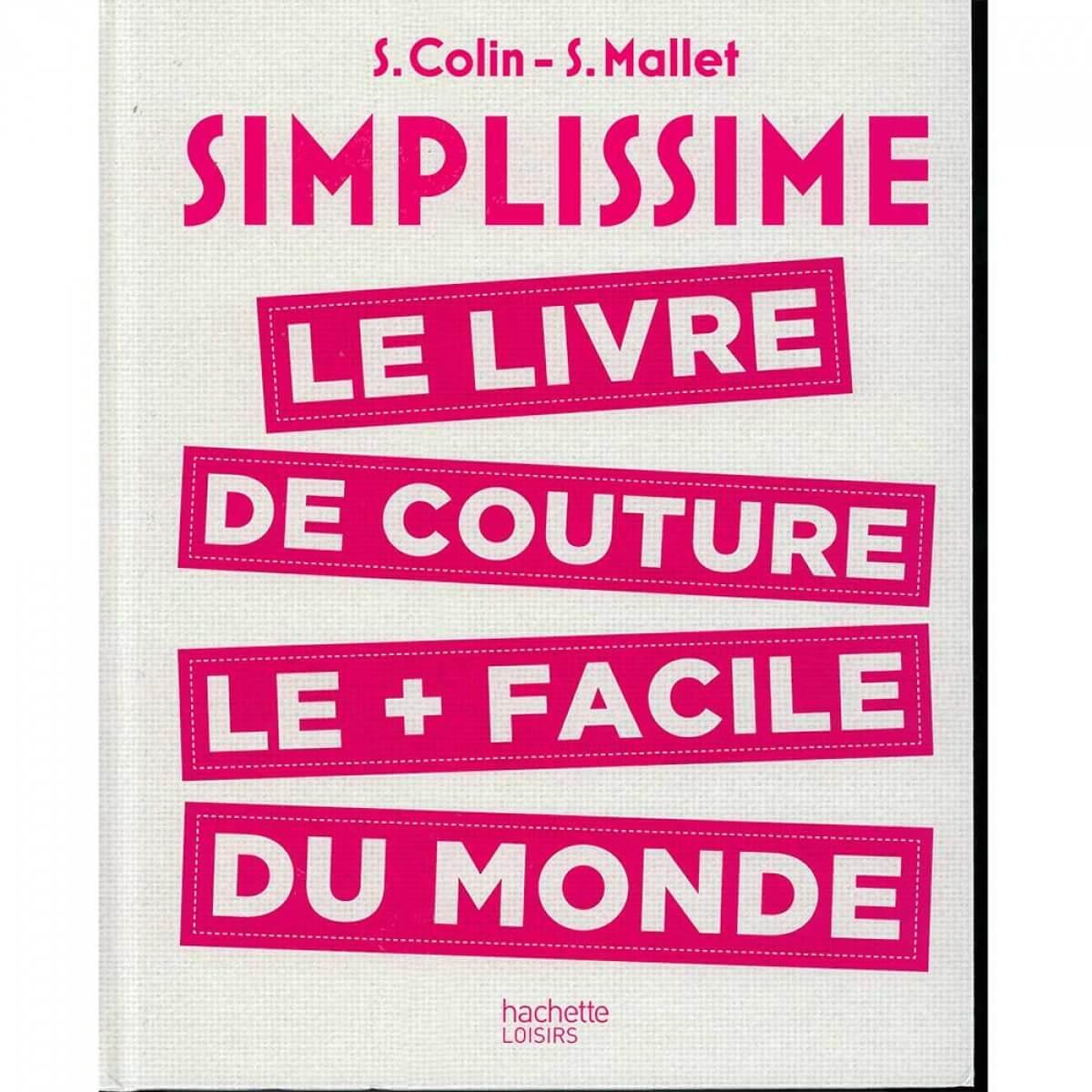 Livre couture le facile du monde simplissime for Livre les maisons du monde