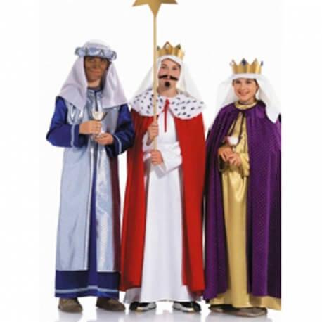 Patron déguisement enfant les trois mages - Burda 2438