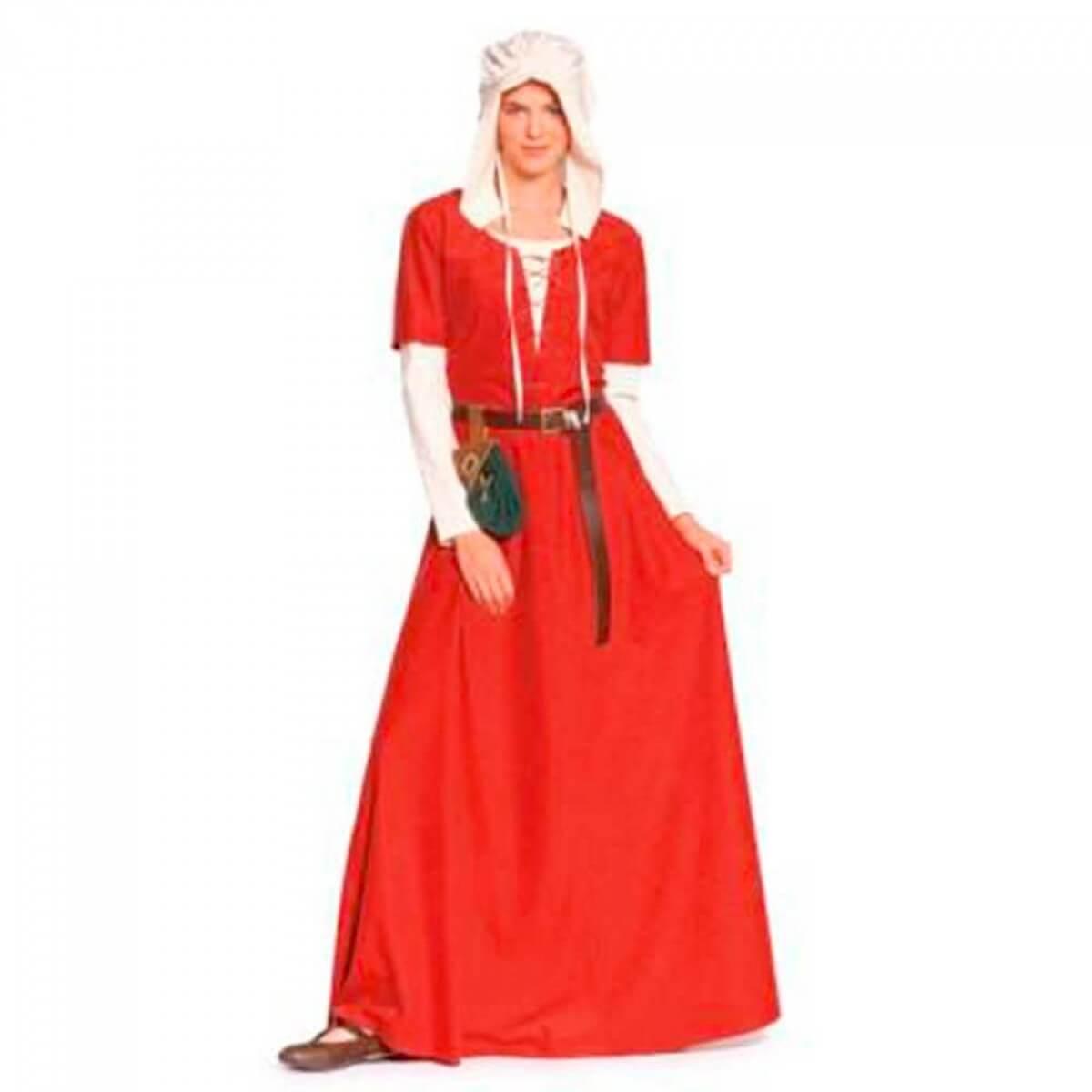 Burda Déguisement Robe Femme Moyen 7468 amp; Patron Coiffe Âge A67ZZx
