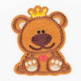 Ecusson adorable teddy