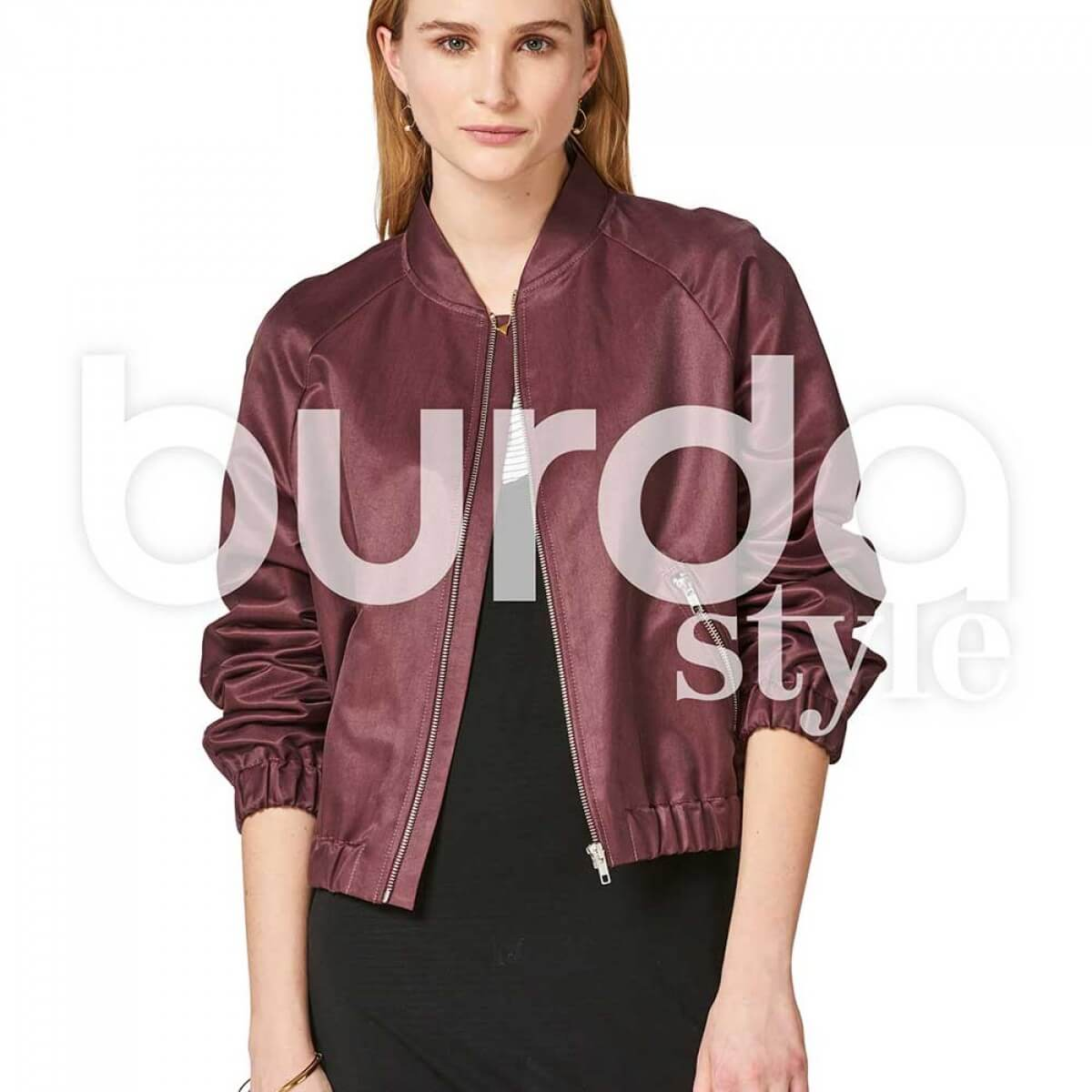 Burda Blousons Caréfil Femme Patron 6478 Mercerie SRwCUExvq