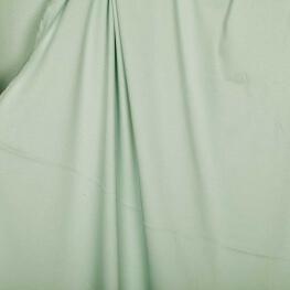 Tissu jersey uni ultra vert - 100% coton biologique