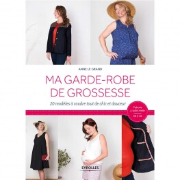 Livre couture - Ma garde-robe de grossesse