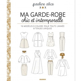Livre couture - Ma Garde-Robe chic et intemporelle