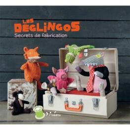 Livre couture - Les déglingos - Secrets de fabrication