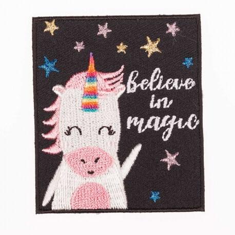 Ecusson Believe in Magic